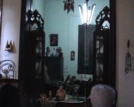 Marias stue.