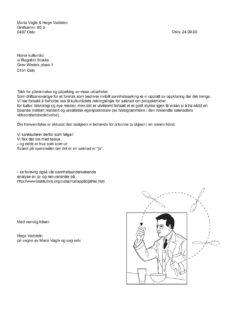 skje-brev