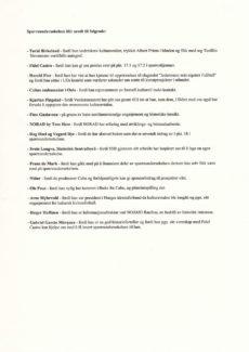 sporreundersokelsedeltagerliste